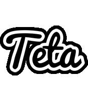 Teta chess logo