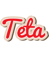 Teta chocolate logo