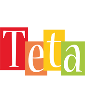 Teta colors logo