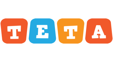 Teta comics logo