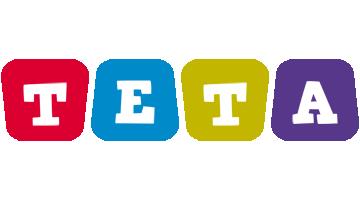 Teta daycare logo