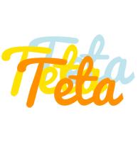 Teta energy logo