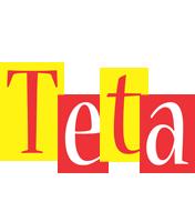 Teta errors logo