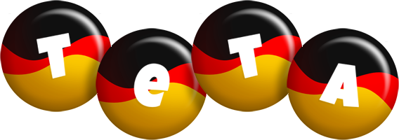 Teta german logo