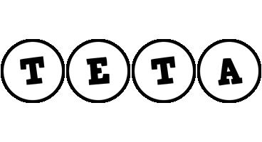 Teta handy logo