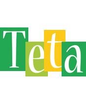 Teta lemonade logo