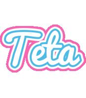 Teta outdoors logo