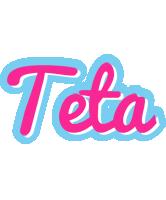 Teta popstar logo
