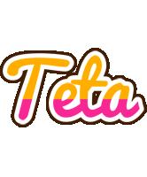 Teta smoothie logo