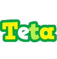 Teta soccer logo