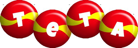 Teta spain logo