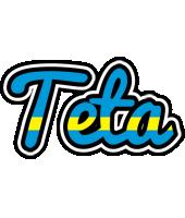 Teta sweden logo