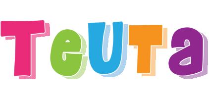 Teuta friday logo