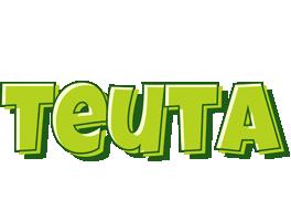 Teuta summer logo
