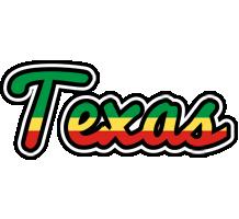 Texas african logo