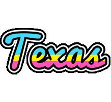 Texas circus logo