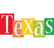 Texas colors logo