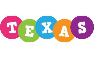 Texas friends logo