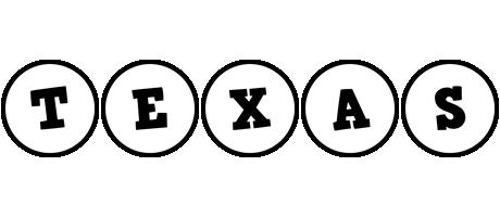 Texas handy logo