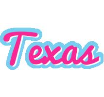 Texas popstar logo