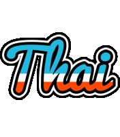 Thai america logo