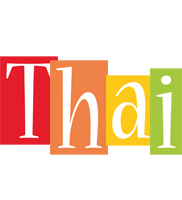 Thai colors logo