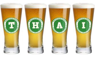 Thai lager logo