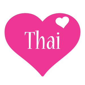 Thai love-heart logo