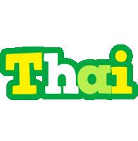 Thai soccer logo