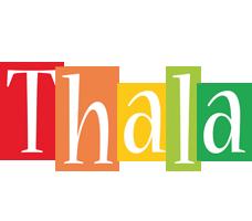 Thala colors logo
