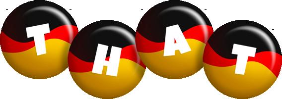 That german logo