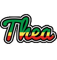 Thea african logo