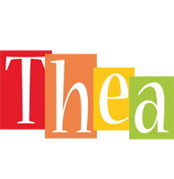 Thea colors logo