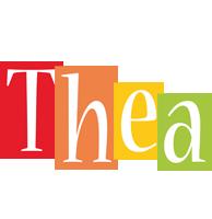 Thea colors logo