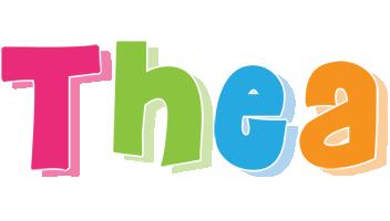 Thea friday logo