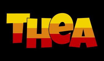 Thea jungle logo
