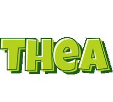 Thea summer logo