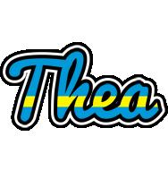Thea sweden logo