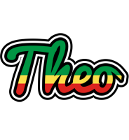 Theo african logo