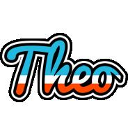 Theo america logo