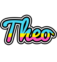 Theo circus logo