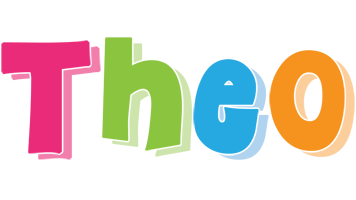 Theo friday logo
