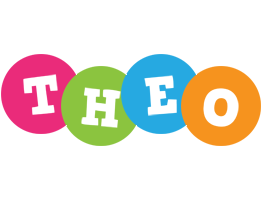 Theo friends logo