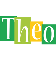 Theo lemonade logo