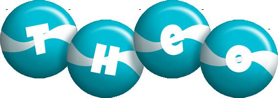 Theo messi logo