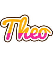 Theo smoothie logo
