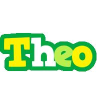 Theo soccer logo