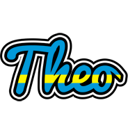 Theo sweden logo