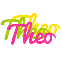 Theo sweets logo