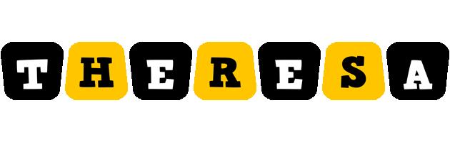 Theresa boots logo